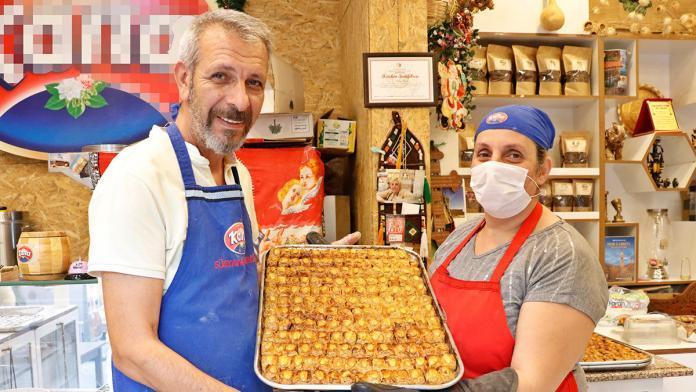 2 bin yıllık süryani çöreği geleneği