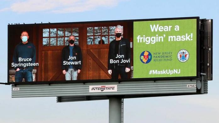 Efsane isimlerden maske tak kampanyasına destek