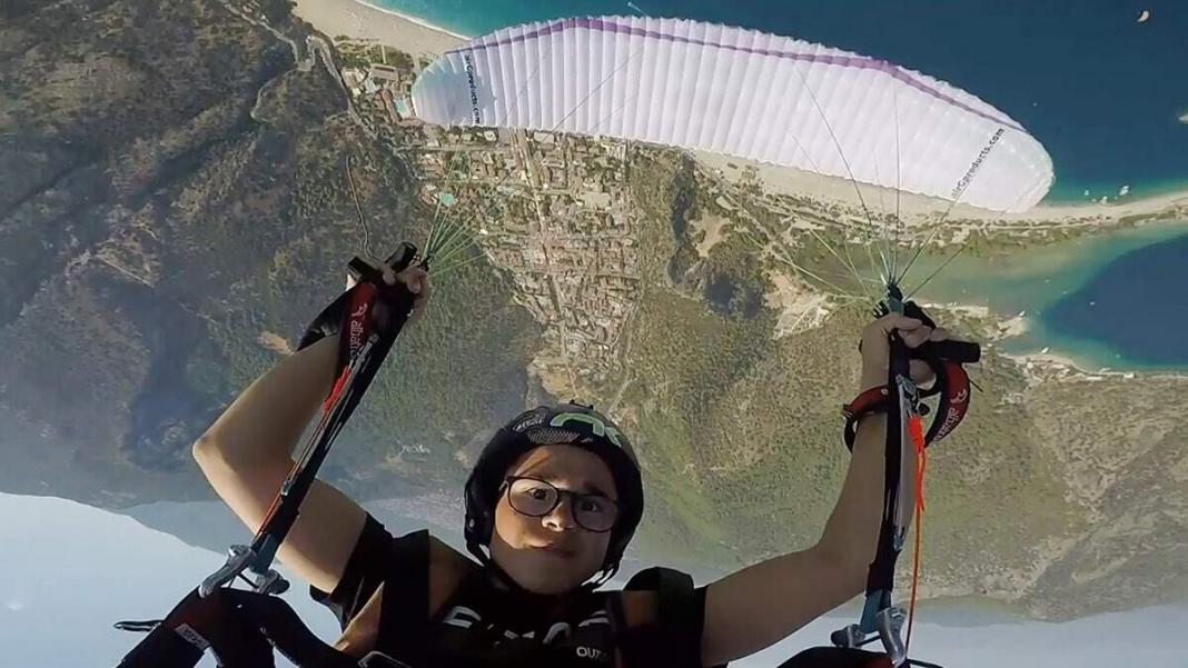 Dünyanın en genç akrobasi pilotu