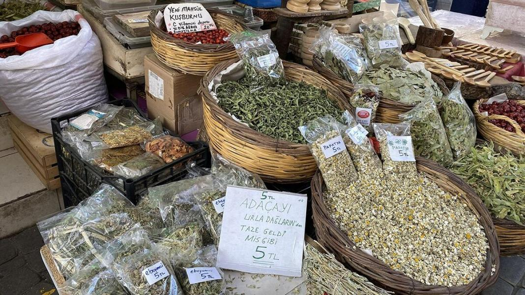 Ihlamurun yapraklı fiyatı 150 tl