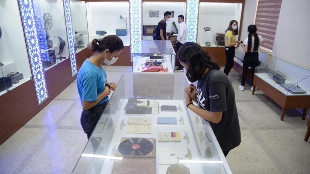 Mersin eğitim tarihi müzesi ilgi görüyor
