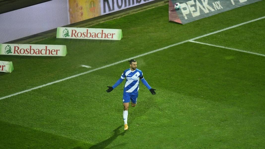 Serdar dursun çıktığı 9 maçta 6 gol attı