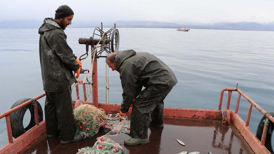Balıkçılar verimli bir sezon geçiriyor