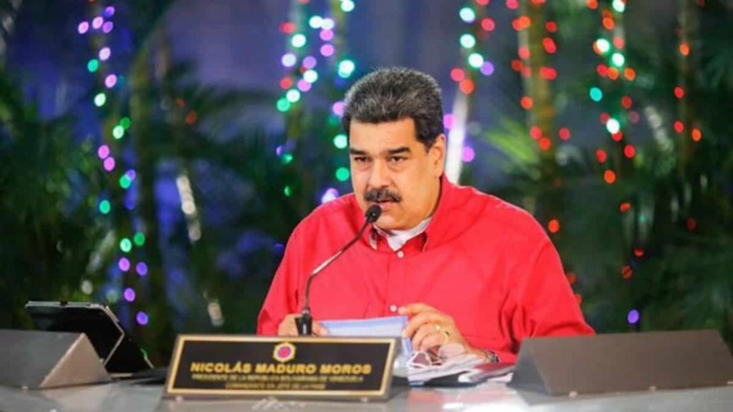 Maduro canlı yayında telefon numarasını paylaştı