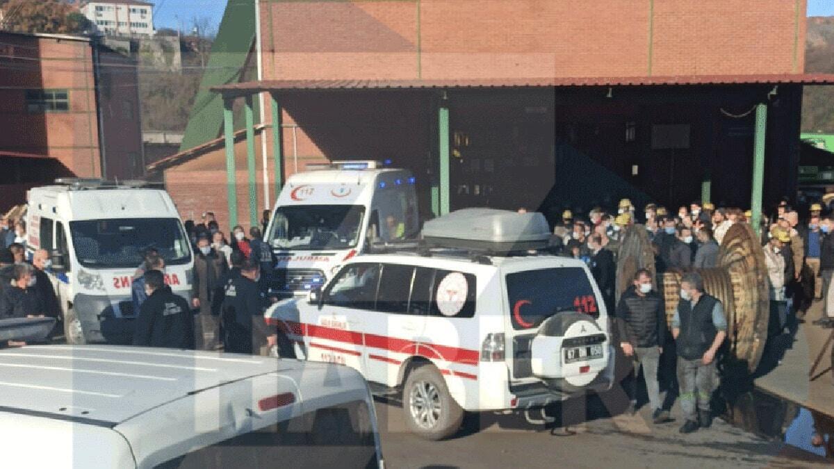 Ttk'da iş kazası: 1 ölü