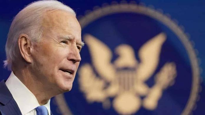 Joe biden koronavirüs aşısının ilk dozunu olacağını duyurdu