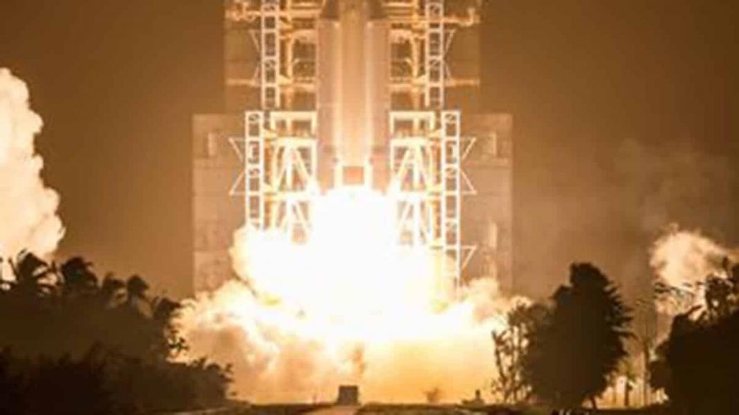 Chang'e-5 uzay aracı ay'a iniş yaptı