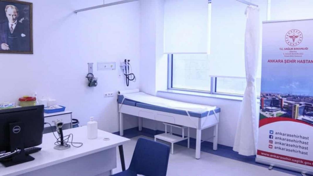 25 aşı uygulama odası oluşturuldu