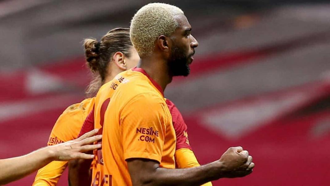 Galatasaray, babel'in şutuyla 3 puanı kaptı