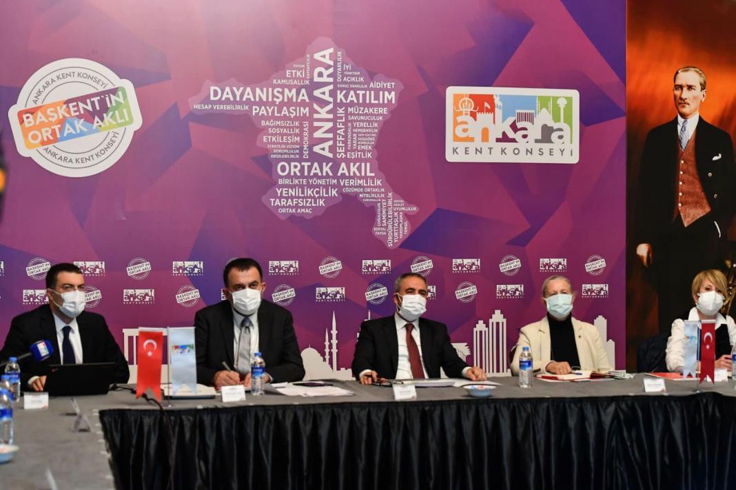 Başkent'in gündemi 'sıfır atık projesi'
