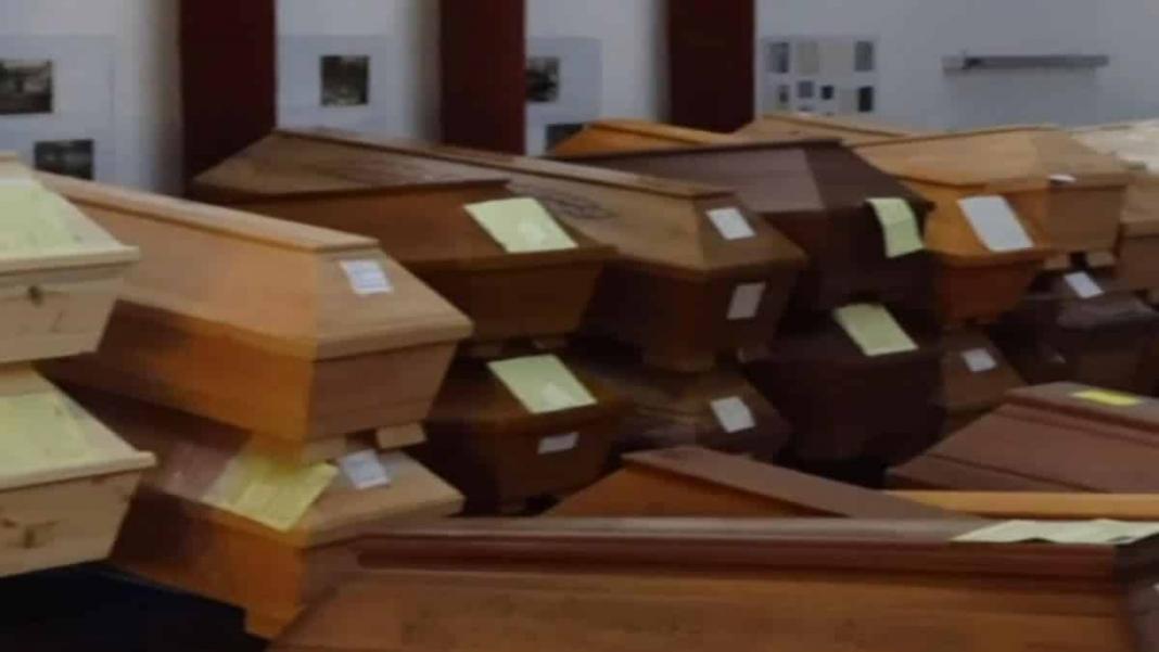 Koronavirüsün ağır bilançosu: krematoryumlar cesetlerle doldu