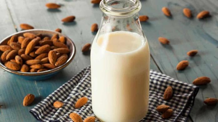 Depresyon ve kaygıya badem sütü önerisi