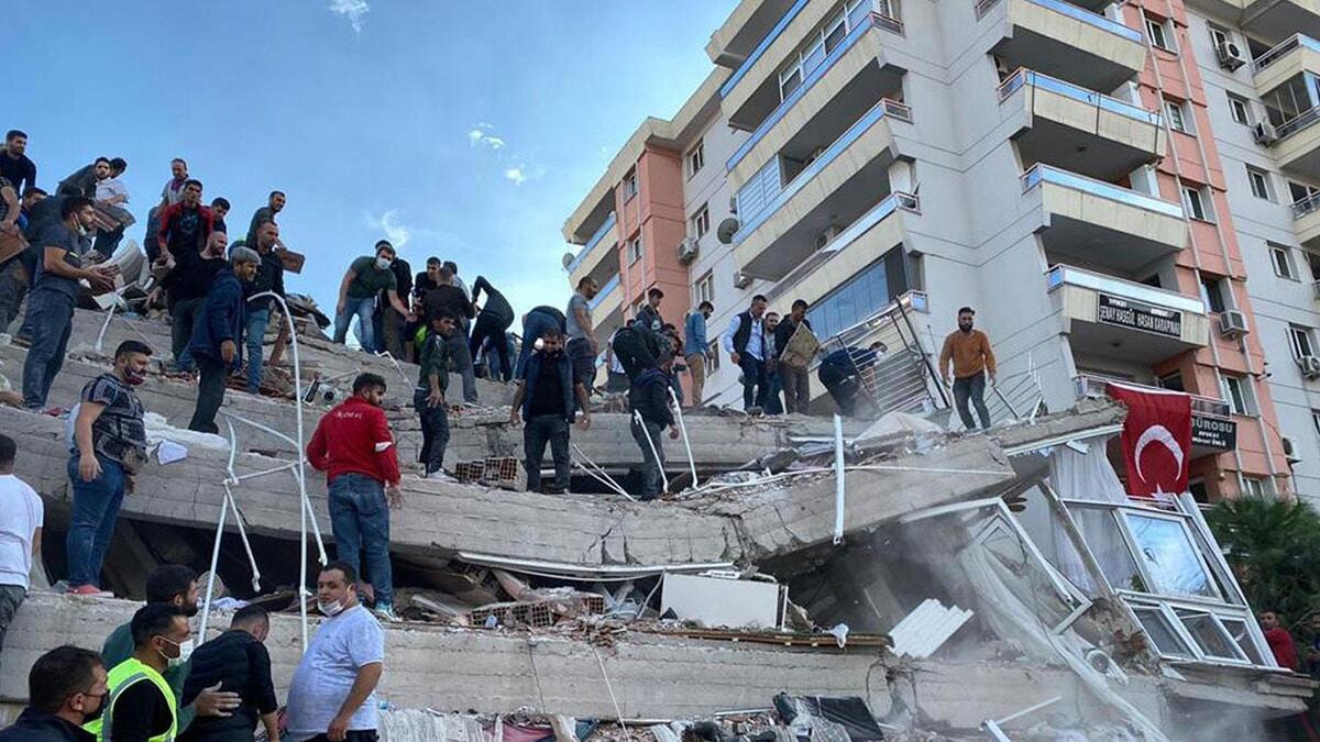 Bölgede deprem fırtınası yaşanıyor