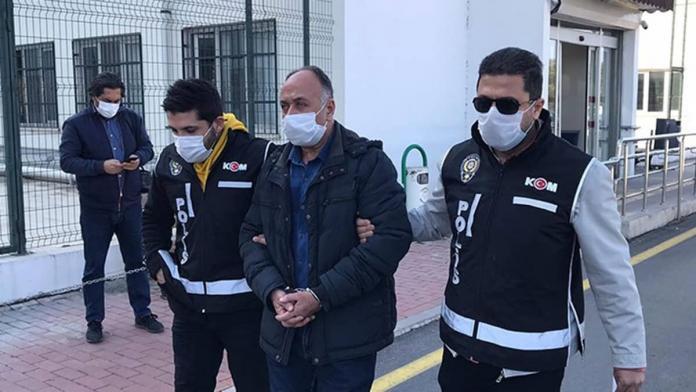 Dink davasında tutuklama: veysel şahin yakalandı
