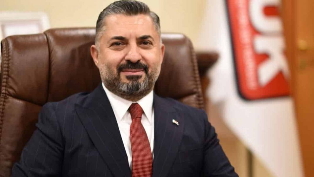 Ebubekir şahin, rtük başkanlığı'na yeniden seçildi