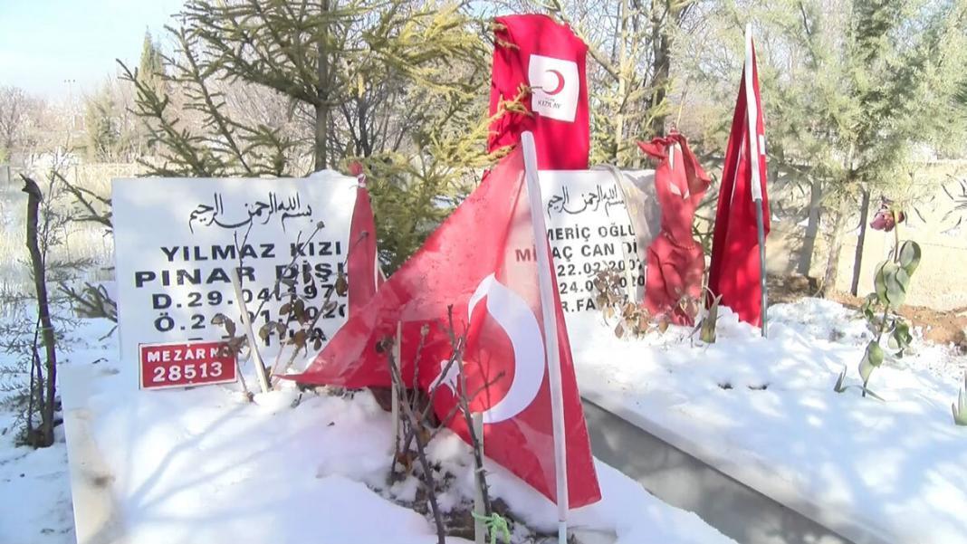 Elazığ'daki depremde hayatını kaybedenler anıldı