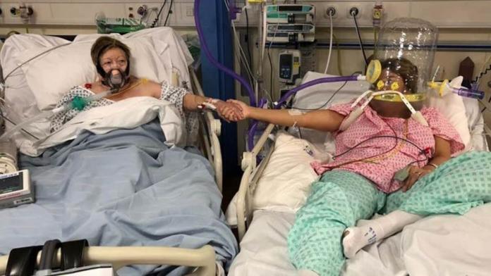 Oksijen maskesini çıkardıktan hemen sonra yaşamını yitirdi