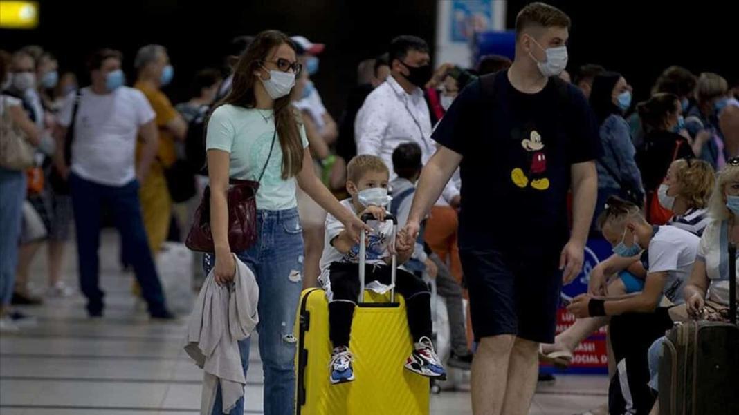 Turistler vaka artışını hızlandırmadı