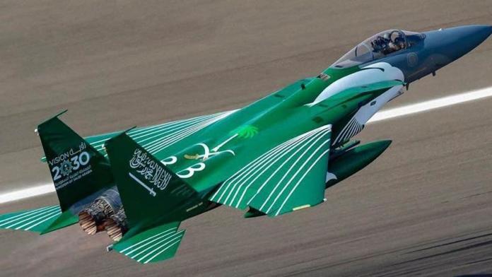 Yunan medyası: riyad girit'e f-15 jetlerini gönderecek