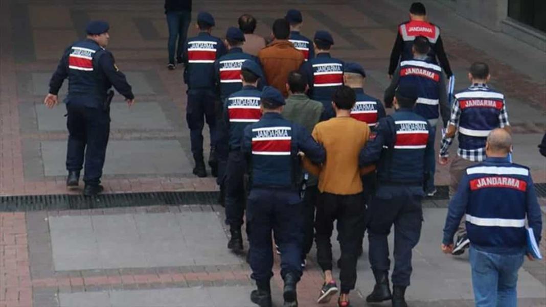 Suriye vatandaşı 10 şüpheli hakkında gözaltı kararı