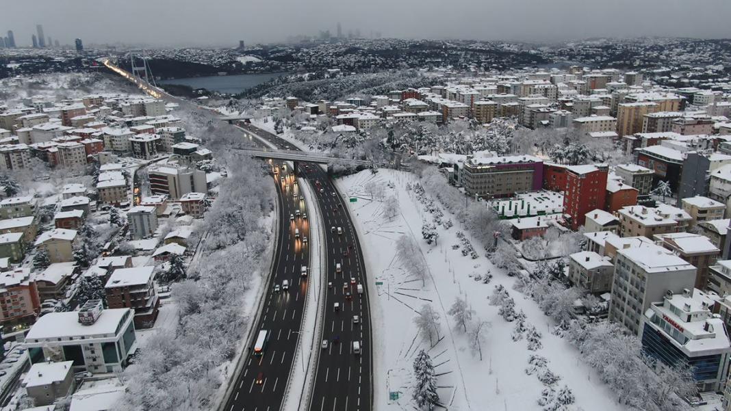 İstanbul'da haftanın ilk iş günü trafikte son durum
