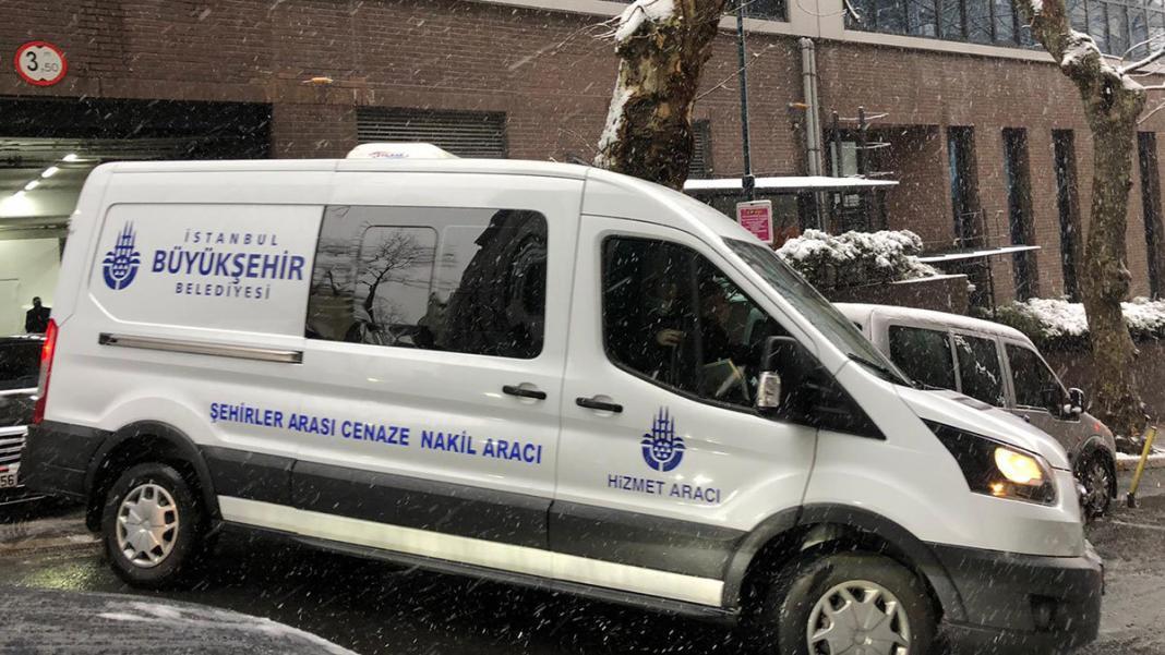 Kadir topbaş'ın cenazesi hastaneden alındı