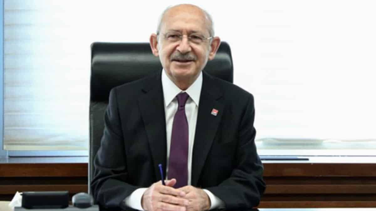 Kılıçdaroğlu sol parti heyetini kabul etti