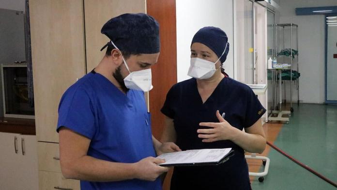 Virüsü yenen anestezi teknikeri; 10 gün 10 yıl gibi geldi