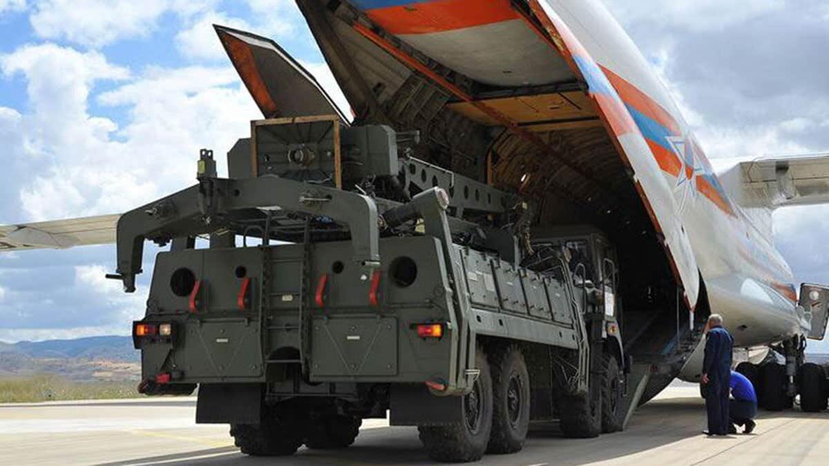Rus devlet savunma sanayinden s400 açıklaması