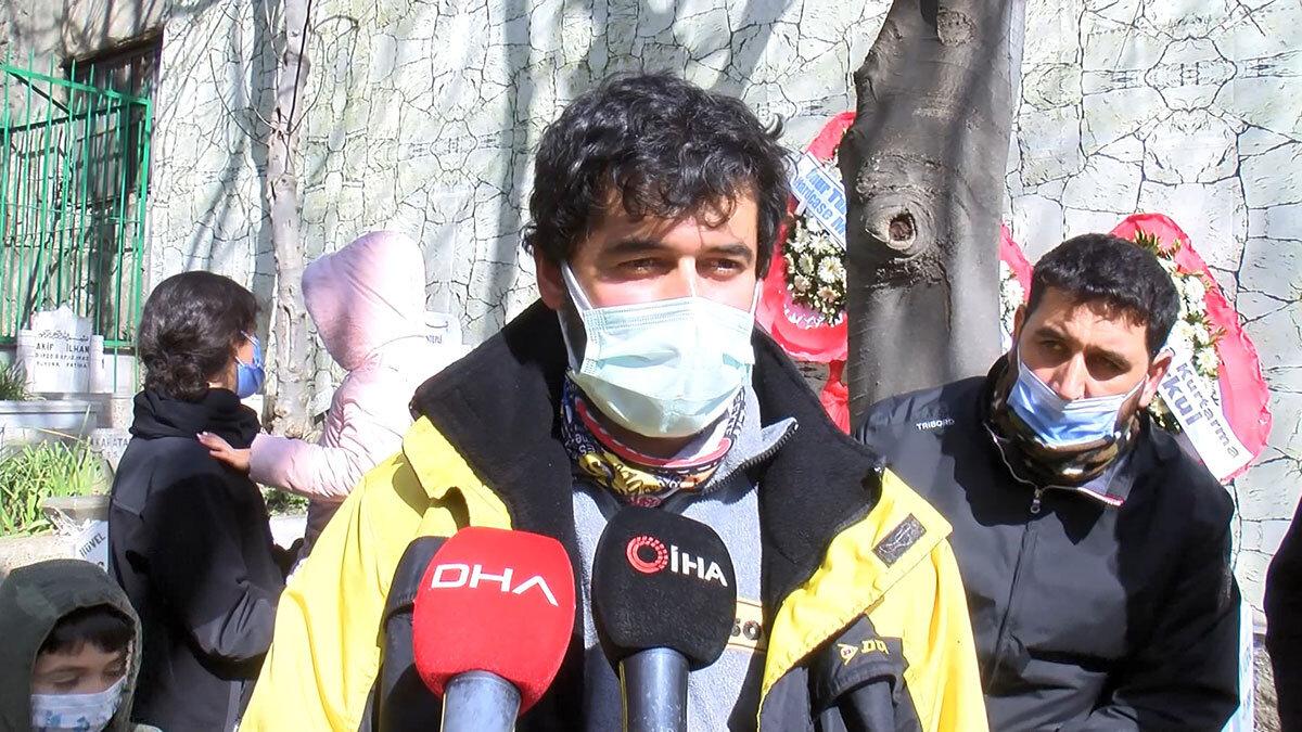 Türkiye off road şampiyonu kenan çarpışantürk'e veda
