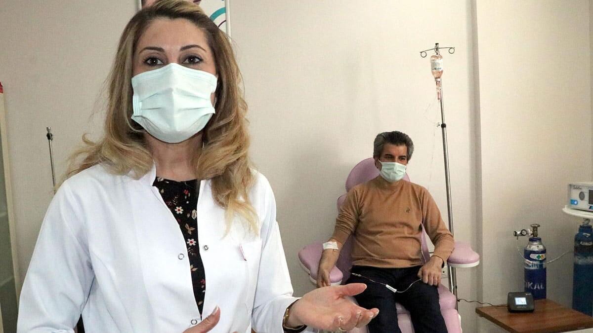 """Dr. Avcı, """"geleneksel tıp uygulamaları eğitim almış, tıp fakültesi mezunu hekimler tarafından yapılmalı. Eğitimler sağlık bakanlığı onaylı olmalı"""" dedi."""
