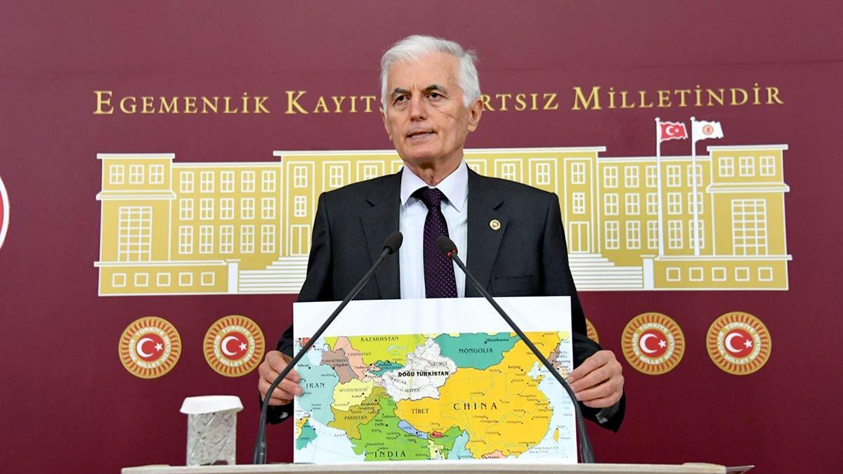 Uygur türkleri çin devleti baskısı altında