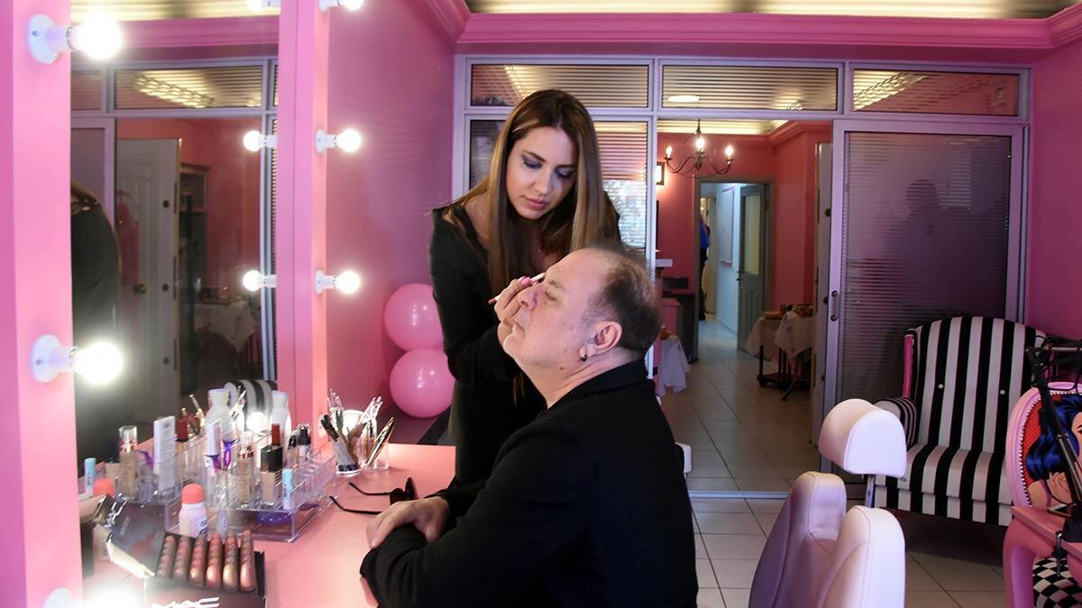 Burak sergen'in nişanlısı nihan ünsal güzellik salonu açtı
