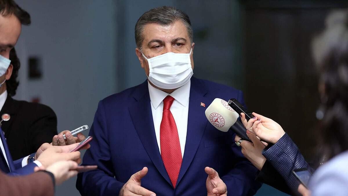 Fahrettin koca maske uyarısı yaptı