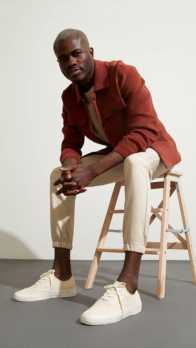 Gömlek ceketler mevsim geçişlerinde favori oldu
