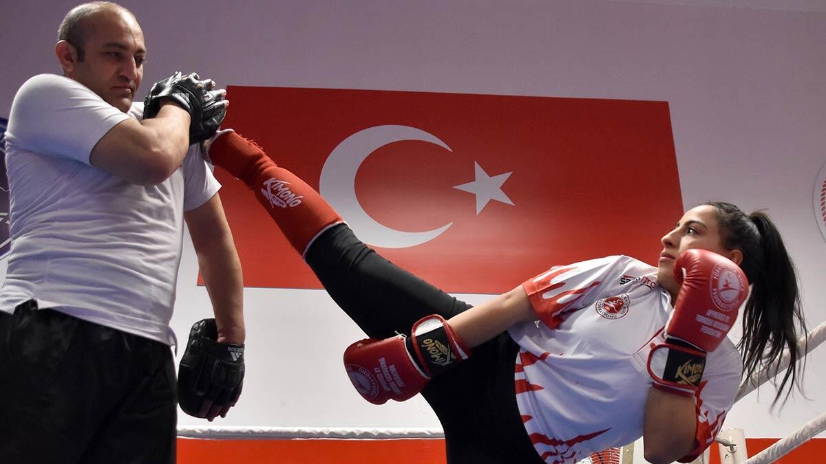 Kick boks avrupa kupası için hazırlıklara devam