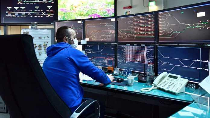 Metro sinyalizasyon sisteminde güncelleme