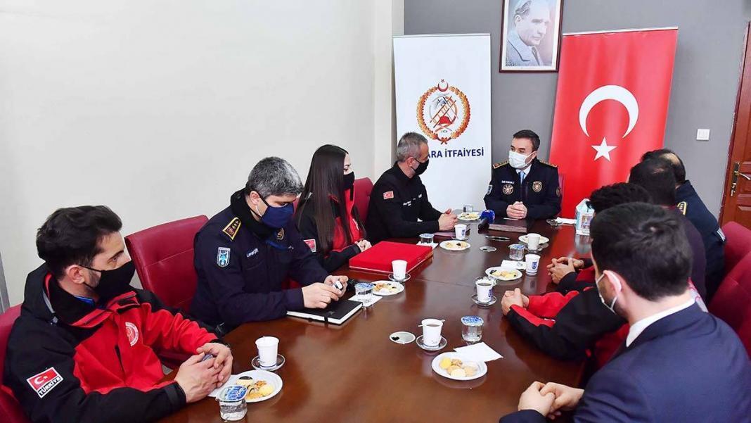 Ankara i̇tfaiyesi ile anda iş birliği yapacak