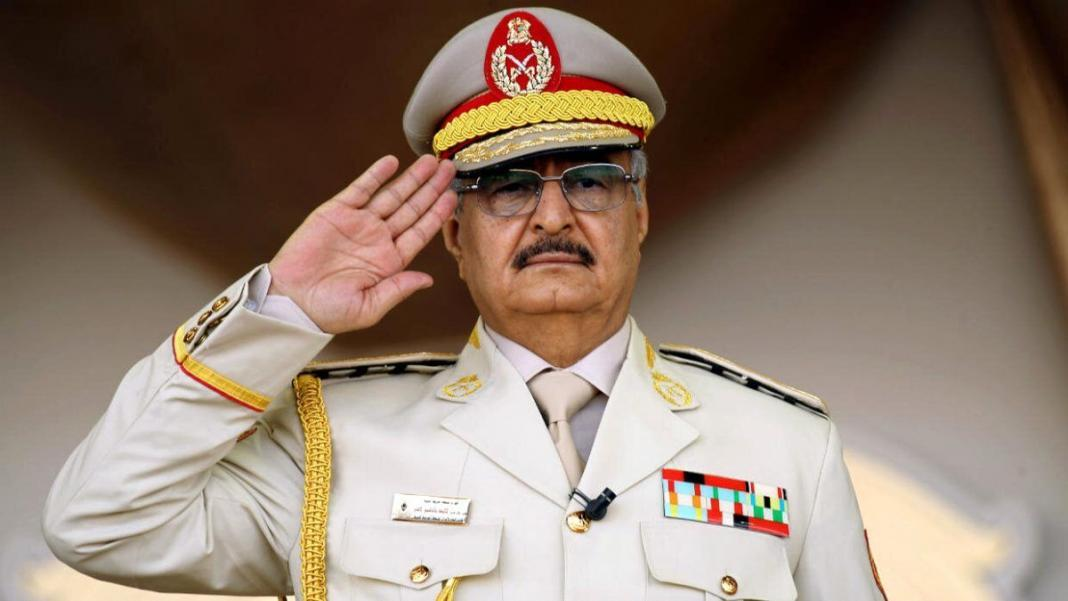 Halife hafter libya'ya 12 milyonluk 3 şehir vadetti