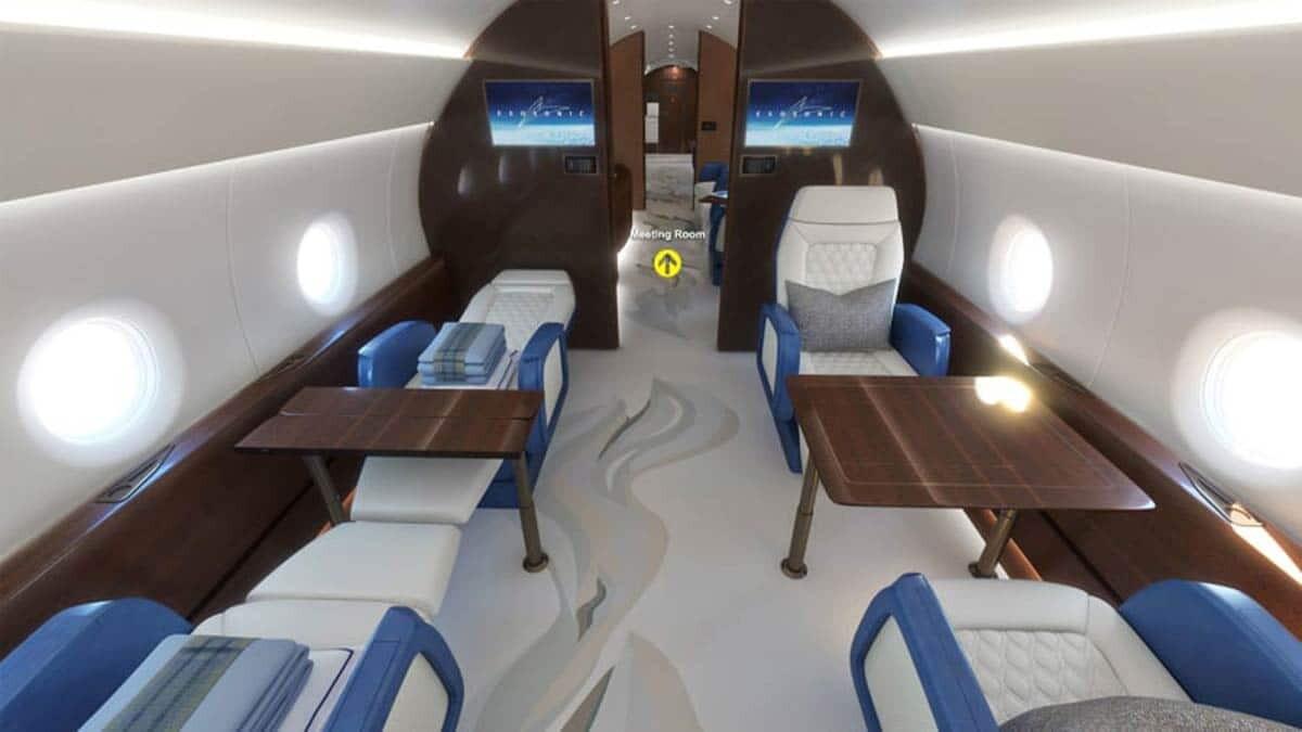 Abd hava kuvvetleri tarafından ortak geliştirilen, saatte 2 bin 205 kilometre hıza kadar ulaşabilen süpersonik uçak 2030 yılında kullanıma hazır olacak.