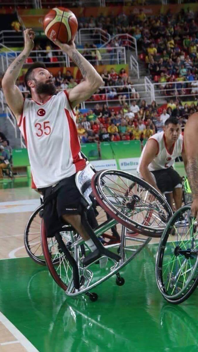 Tekerlekli sandalye basketbolu yalova'da yapılacak