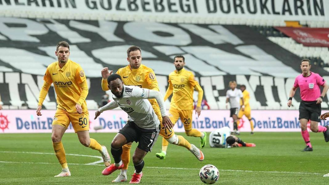 Beşiktaş avantajı kullanamadı