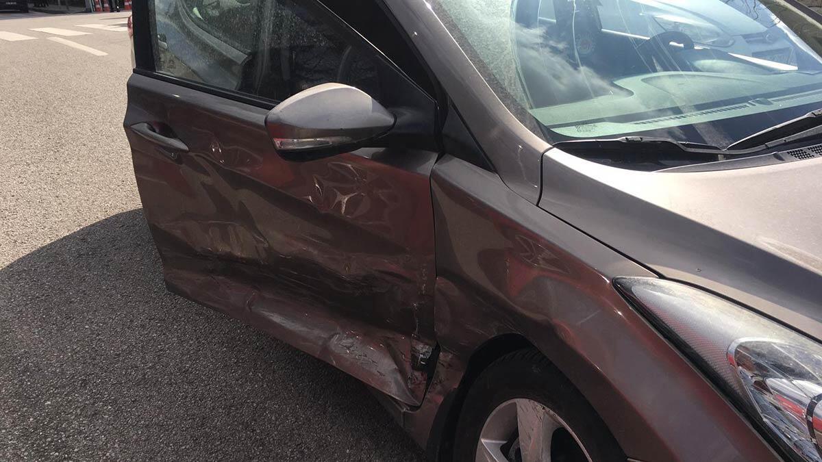Durmuş yılmaz trafik kazası geçirdi