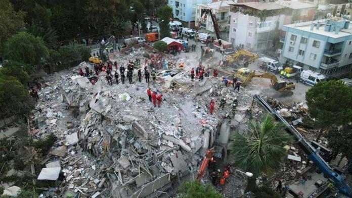 İzmir depreminde 22 gözaltı kararı