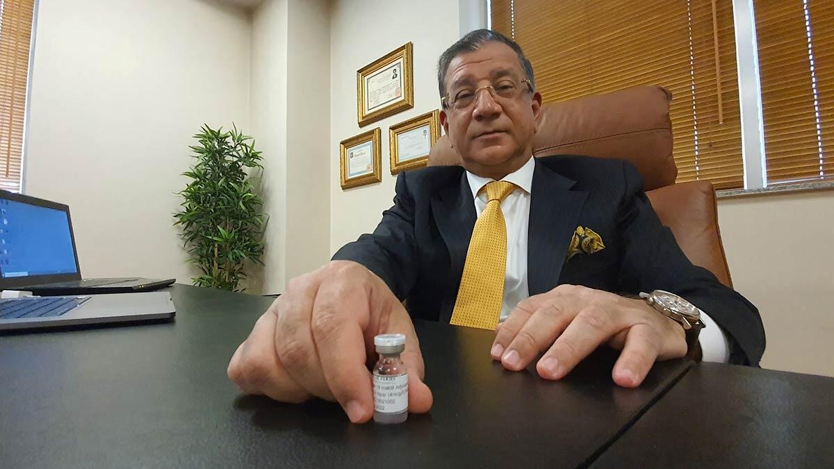 Türkiye'de kovid-19'a karşı hem ilaç hem aşı üretimi yapan tek yerli firma olan koçak farma'nın yerli aşısı mutant virüslere karşı denenecek.