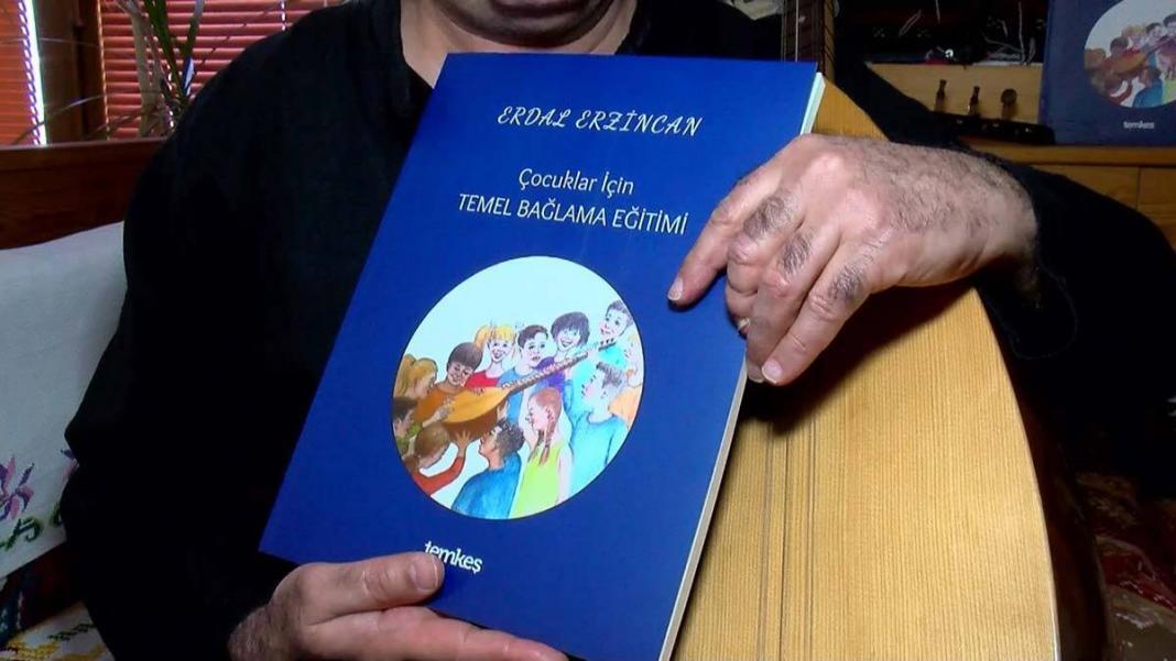 Erdal erzincan'ın kitabı 23 nisan'da çıkıyor