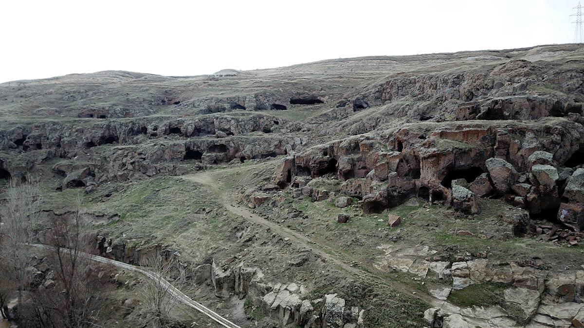 Madavans vadisi'ndeki 400 mağara restore edilecek