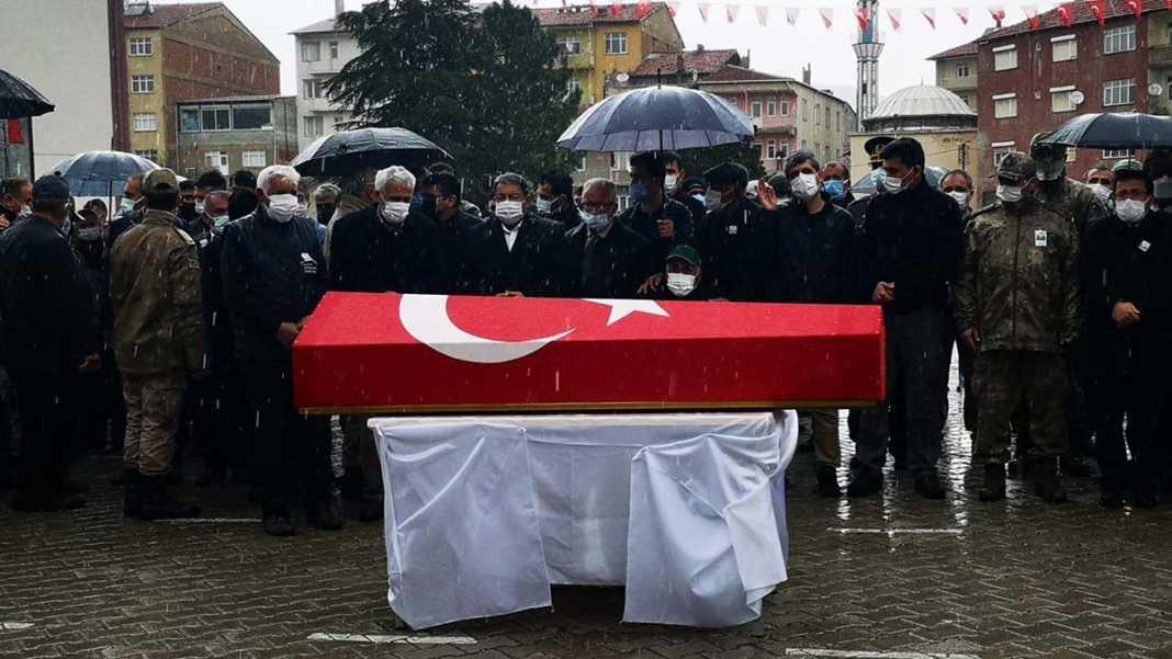 Şehit kızılay'ın baba ocağında helallik alındı