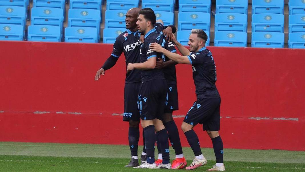 Trabzonspor galatasaray maçında 3 puan hedefliyor