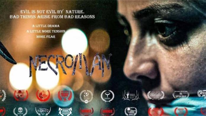 Necroman kısa filmine 20 ödül